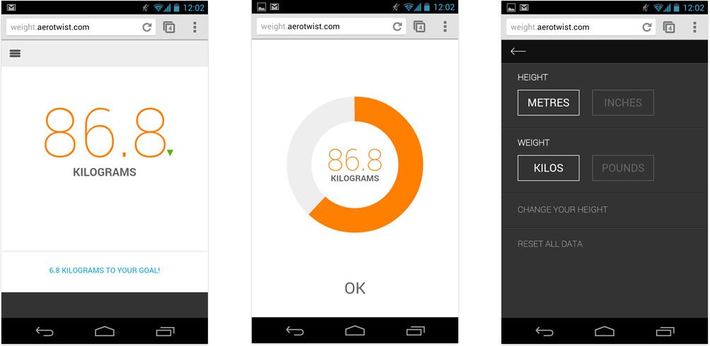 Making a 60fps Mobile App